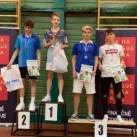 GPA U17 – Tomášův singlový bronz!