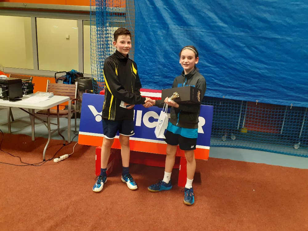 GPC U15 Vendryně - zlatý a bronzový Vojta, bronz pro Sáru a Marušku