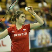Tereza Švábíková pro iDNES.cz: &quote;Ženský badminton se změnil. Vyhrávají holky, které neudělají chybu&quote;